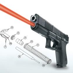 Glock Lazer, Glock Lazer Pointer,